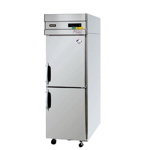 たて型冷凍庫W620