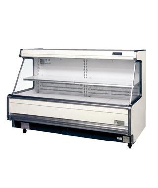 冷蔵2段オープンショーケース
