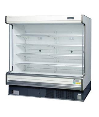 冷蔵多段オープンショーケース W1910