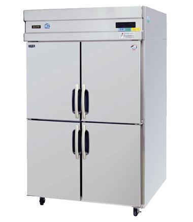 たて型冷凍冷蔵庫 W1210